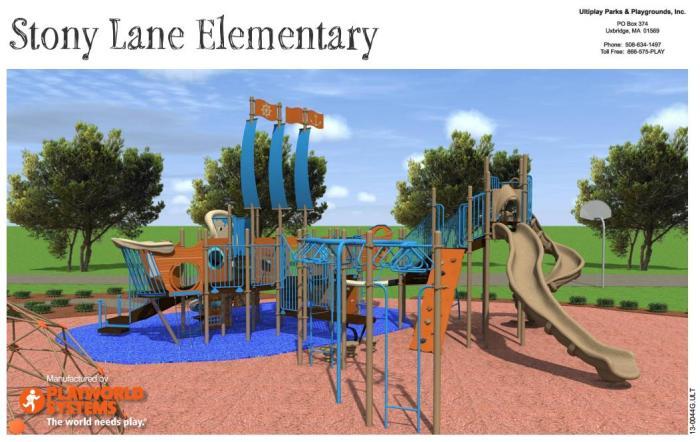 Stony Lane Playground Design