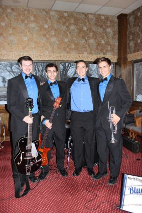Thanks to the Blue Group for the elegant background music!