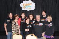 Thanks to our wonderful Kohl's volunteers!