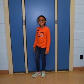 3rd Grade- Orange