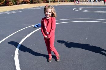 1st Grade- Red