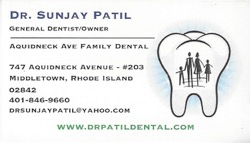 AAFD business card